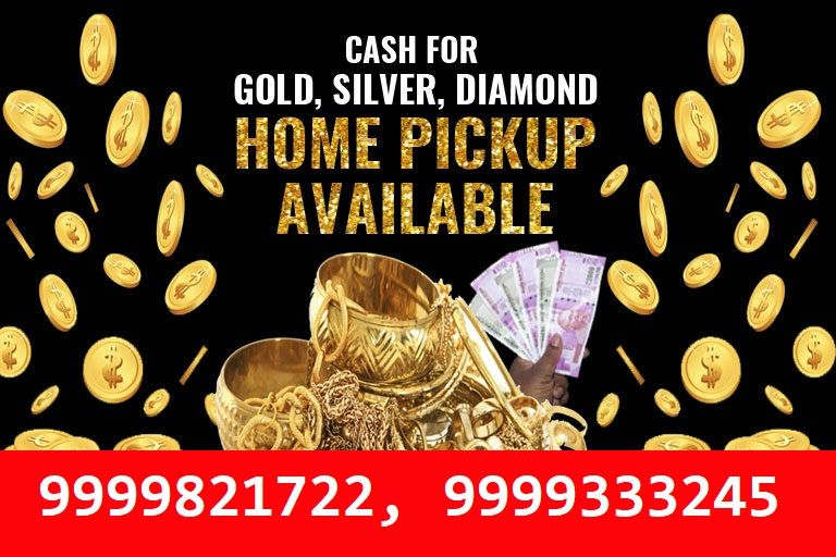 Cash for Silver in Lajpat Nagar